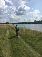 entlang der Wolga
