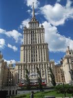 Hotel Radisson Moskau