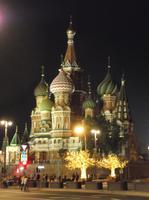 Basiliuskathedrale auf dem Roten Platz
