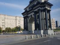 Moskau, Triumpfbogen