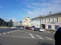 Wolga Kreuzfahrt, Jaroslawl, Opernhaus