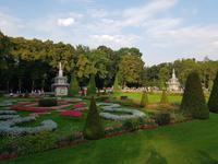 St. Petersburg, Peterhof, römische Kaskaden