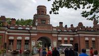 St. Petersburg, Puschkin, Küchenhaus zur Eremitage