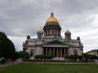 St. Petersburg,Isaak-Kathedrale