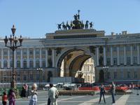 Generalstabsgebäude am Schlossplatz