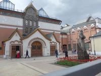 Rußland, Moskau, Tretjakow-Galerie
