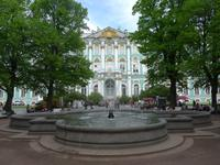 Rußland, St. Petersburg, Ermitage