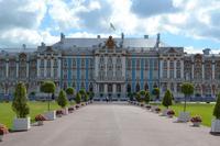 St. Petersburg - Puschkin, Katharinenpalast