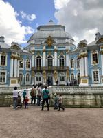 Puschkin: Kleiner Palast im Park