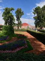 Peterhof: Blick auf Mon Plaisir