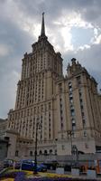 Moskau, Hotel Ukraine