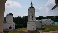Moskau, Kolomenskoje, Kirchen Ensemble
