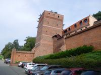 Polen_Thorn_Schiefes_Haus