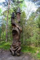 Hexenpfad in Schwarzort
