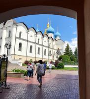 Kazan': Im Kreml