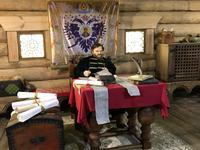 Listvjanka: Freilichtmuseum Tal'cy