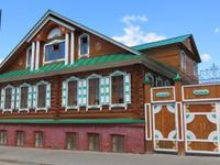 im tatarischen Stadtteil von Kasan