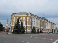 Kreml, Sitz des Präsidenten
