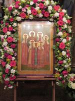 Kirche auf dem Blute Jekaterinburg