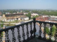 Reste der Industrie von Nevyansk
