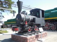 Nowosibirsk, Eisenbahnmuseum