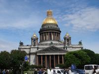 Isaak-Platz mit Isaak Kathedrale