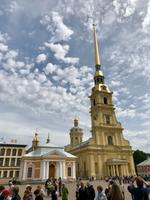 2. Tag Stadtrundfahrt - Die Peter-Paul-Kathedrale auf der Haseninsel