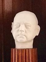 4. Tag Ausflug nach Peterhof, im Schlösschen Monplaisir, die Totenmaske von Zar Peter I.
