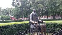 Denkmal Peter & Paulfestung