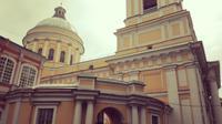 die Dreifaltigkeitskathedrale des Alexander-Newski-Klosters