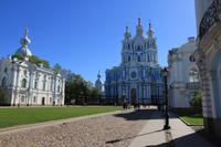 Smolny Kathedrale