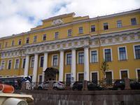 Jussupsow Palast