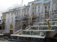 Kaskade von Peterhof