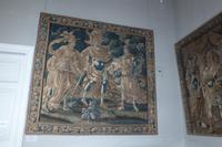 filigrane Wandteppiche