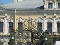 Tor des Anitchkow-Palastes