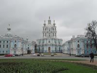 Smolnyj-Kathedrale