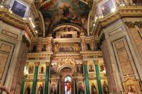 Isaaks-Kathedrale Ikonenwand