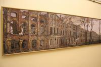 Nach der Zerstörung im 2. Weltkrieg der Katharina Palast