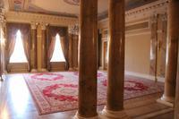 Tanzraum im Yusopof Palast
