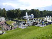 Peterhof - Wasserspiele