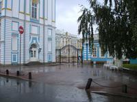 Eingang zum Katharinenpalais