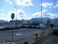 Flughafen Pulkovo 2 - noch nicht in Betrieb