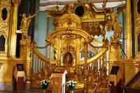 In der Peter-und-Paul-Kathedrale