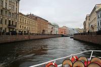 St. Petersburg - Bootsfahrt