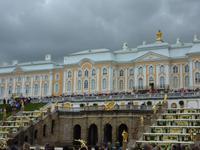 Großer Palast und Neptun-Fontäne
