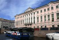 Bootsfahrt - Stroganow Palast