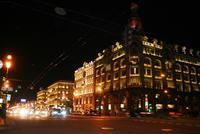 Abends in St. Petersburg
