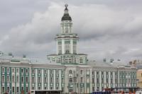 Kunstkammer - das erste und ältesteMuseum Russlands, gegründet im Jahr 1714 vom Peter I.