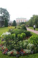 Garten an der Cameron-Galerie im Katharinenpark