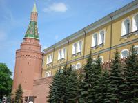 Moskau: Kremlmauer
